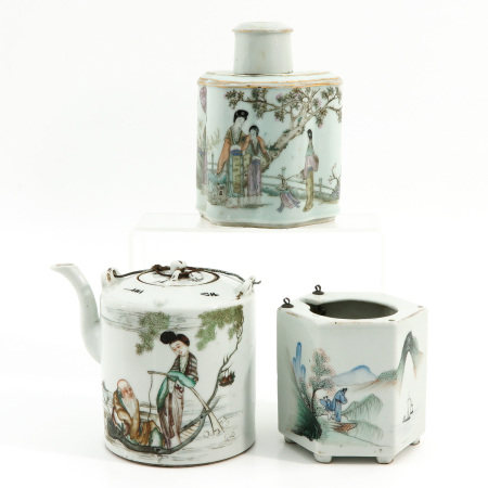 A Collection of Chinese Porcelain