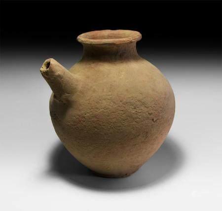 Western Asiatic Amlash Spouted Jar