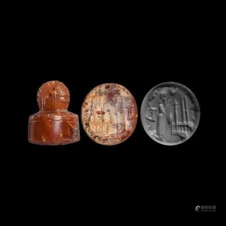 Western Asiatic Neo-Babylonian Seal