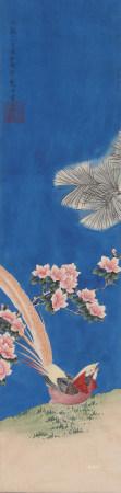 宋徽宗《花鸟》