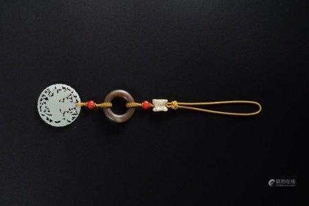 清代多宝串 DuoBao Jade Necklace from Qing