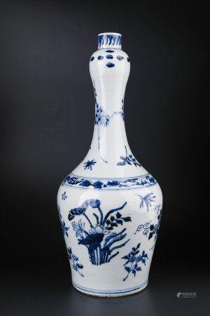 中国-瓷瓶