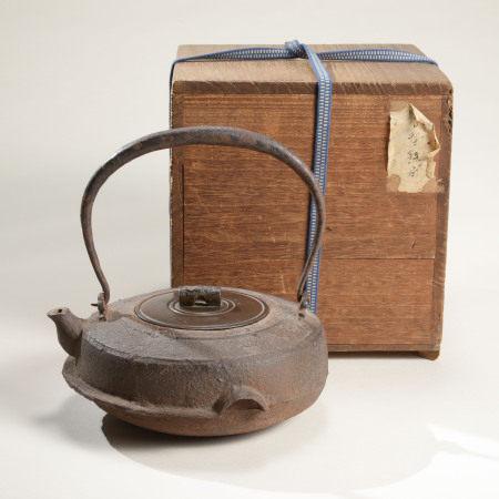 明治時期 鐵壺
