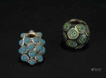 戰國 琉璃珠