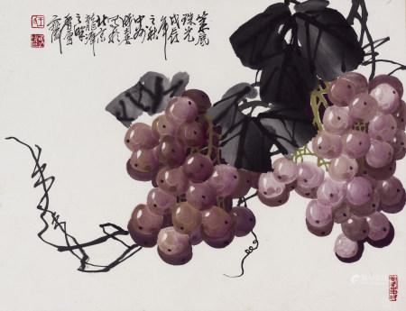 1988年作 王成喜 筆底珠光