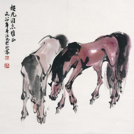 1984年作 韋江凡 雙駿
