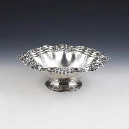 Taça em prata, séc. XIX/XX, 833%, P.836g