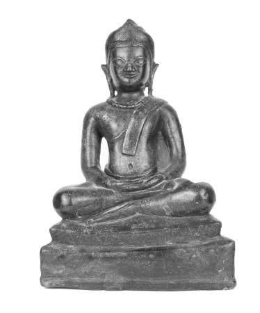 ART BIRMAN, 18ème SIECLE Bouddha