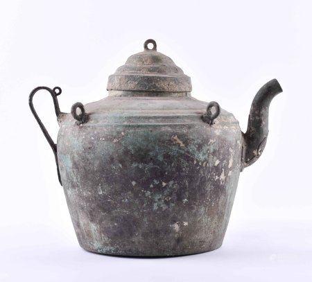 Water jug South China 17th / 18th century