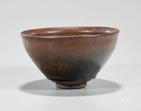 "CHINESE ""HARE'S FUR"" BOWL"