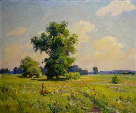 NEPIYPIVO VASILY IGNATIEVICH Oil painting Landscape