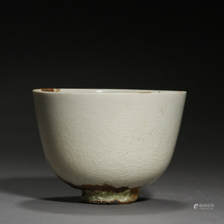 GONGXIAN WARE CUP, SUI DYNASTY, CHINA