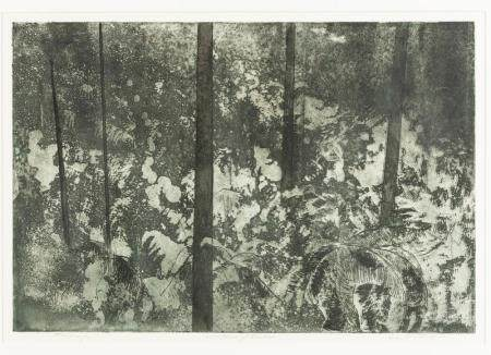 RAYMOND E. WOODS (BORN 1931) Otway's Snow