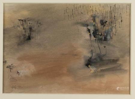 LEIF NILSSON (BORN 1937) Abstract 1971