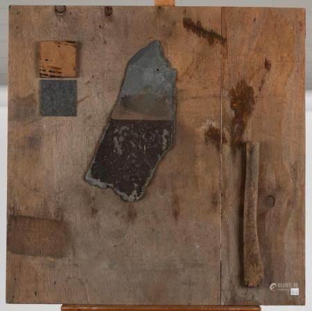 JOY LONGWORTH (BORN 1938) Wall Piece No.XI
