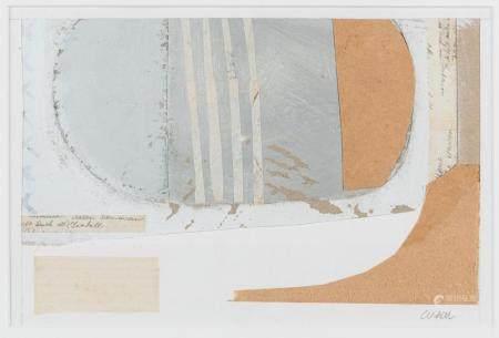 MICHAEL CUSACK (BORN 1960) Tablet Leaving 2000