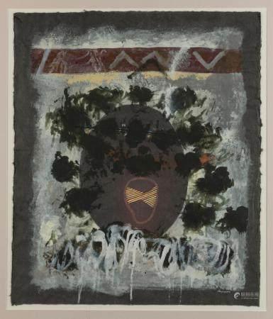 WILLIAM FERGUSON (BORN 1932) Jundamarra's Ghost