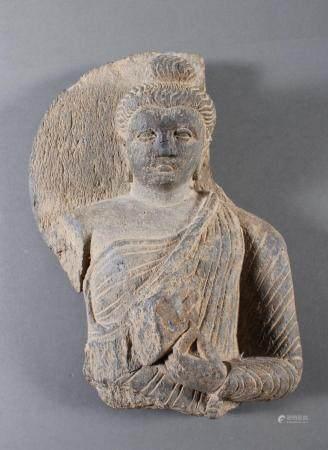 Architekturfragment des Buddha