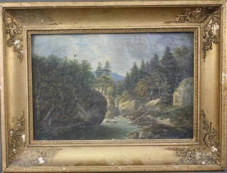 Unbekannter Künstler des 19. Jahrhunderts