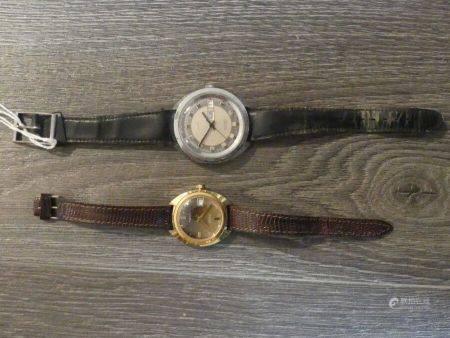 TIMEX Vintage Deux montres