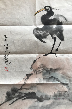 當代 楊之光 水鳥