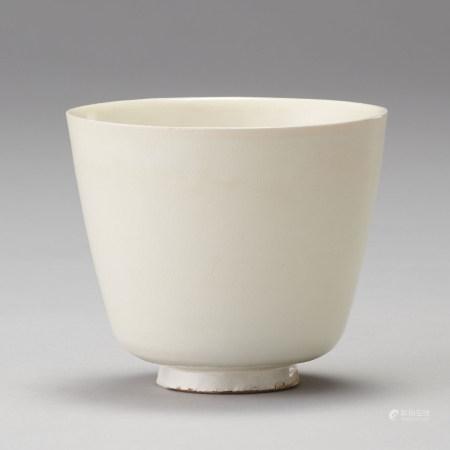 唐代 白瓷碗