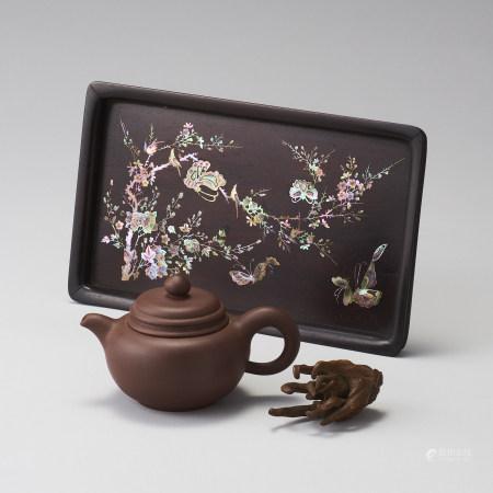 煎茶器一組