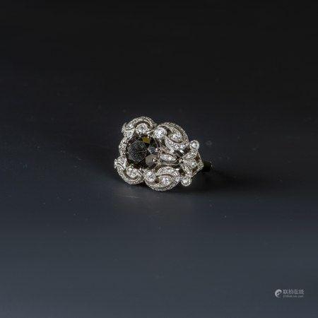 A DIAMOND RING, AIGL CERTIFIED