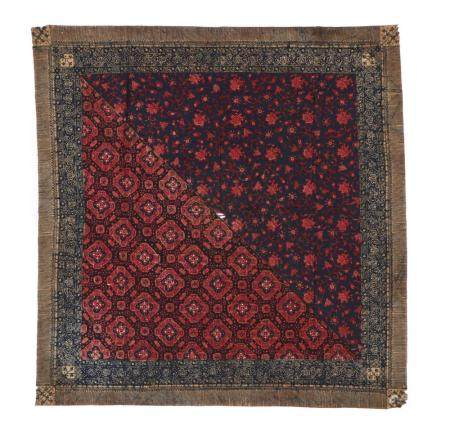 Tulis Batik Turban, Indonesia, Circa 1900