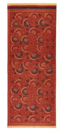 Kain Panjang Skirt Cloth, Sumatra, 19th C.