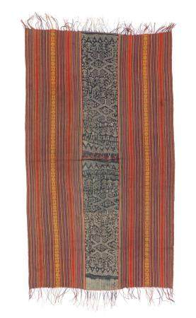 Antique Timor Textile with Ikat