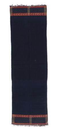 Antique Indonesian Handspun Cotton Shoulder Cloth