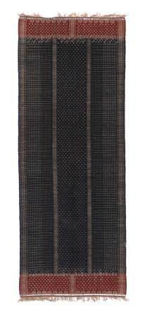 Indonesian Ritual Shoulder Cloth, Late 19th C.