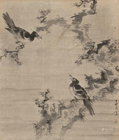 方濟  花鳥