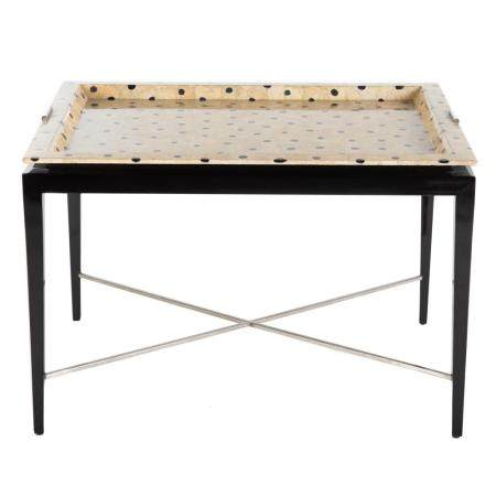 Contemporary Tray Top Table
