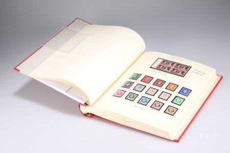 STANLEY GIBBONS ALBUM GB 1840