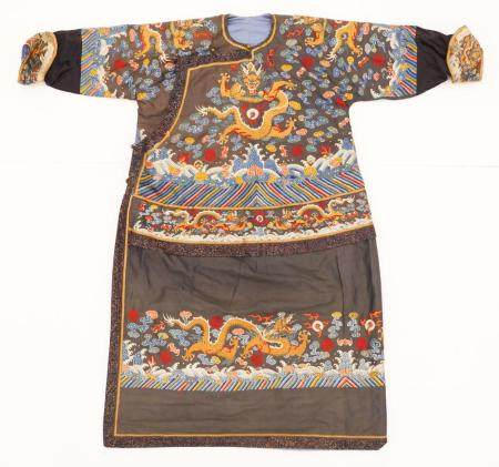 Chinese Imperial Dragon Formal Robe