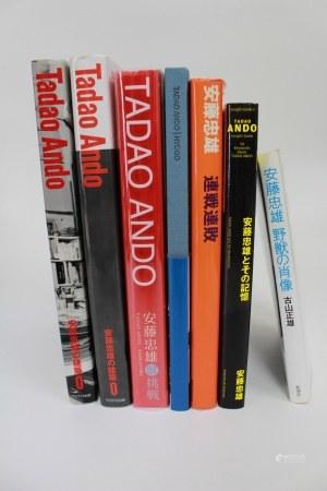 2006-2019 安藤忠雄书籍七本