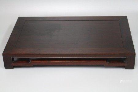 清代 清代红木方桌