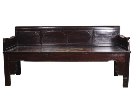 A Tielimu Bench, 19th C