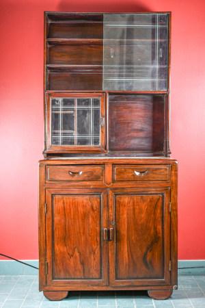 A Suanzhi Cabinet, 19th C