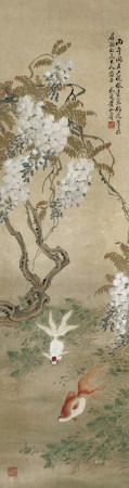 1906年作 黃山壽(清) 紫綬金章