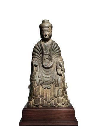 北魏 石雕釋迦牟尼坐像