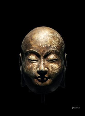 唐 石雕迦南像