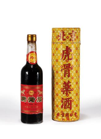 70年代 北京同仁堂虎骨酒