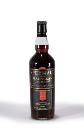 1970年麥卡倫40年單一麥芽雪莉桶威士忌