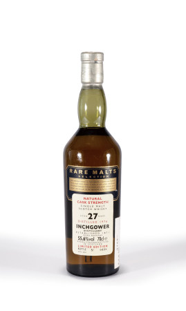 1976年 INCHGOWER 27年單一麥芽威士忌
