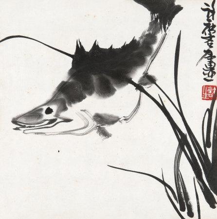 許麟廬 魚草