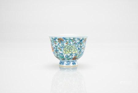 A Doucai Tea Cup