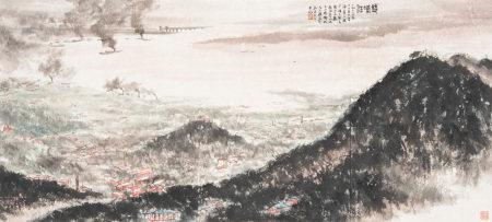Fu Baoshi(1904-1965)